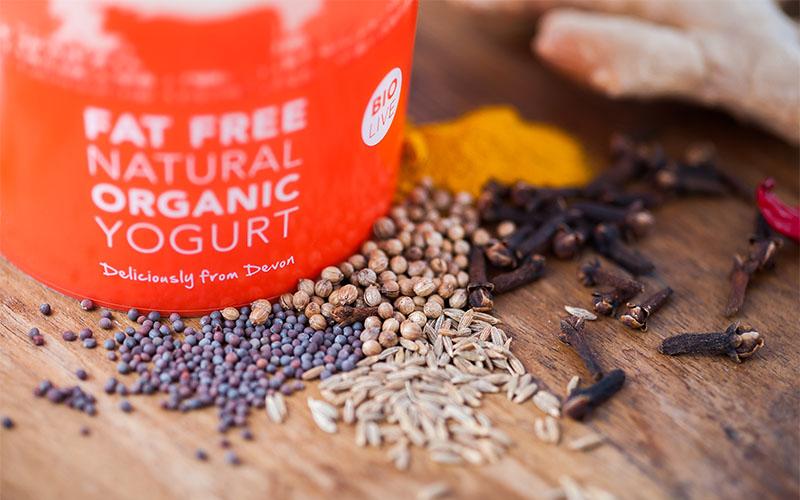 Riverford Organic Fat Free Yogurt
